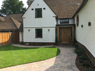 Farnborough Front & Rear house Extension